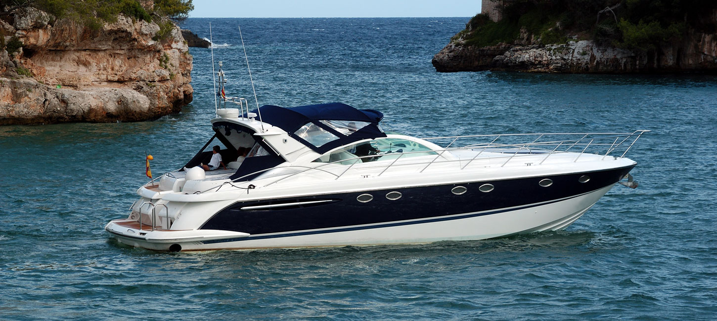 Express Cruisers For Sale Gilman Yachts
