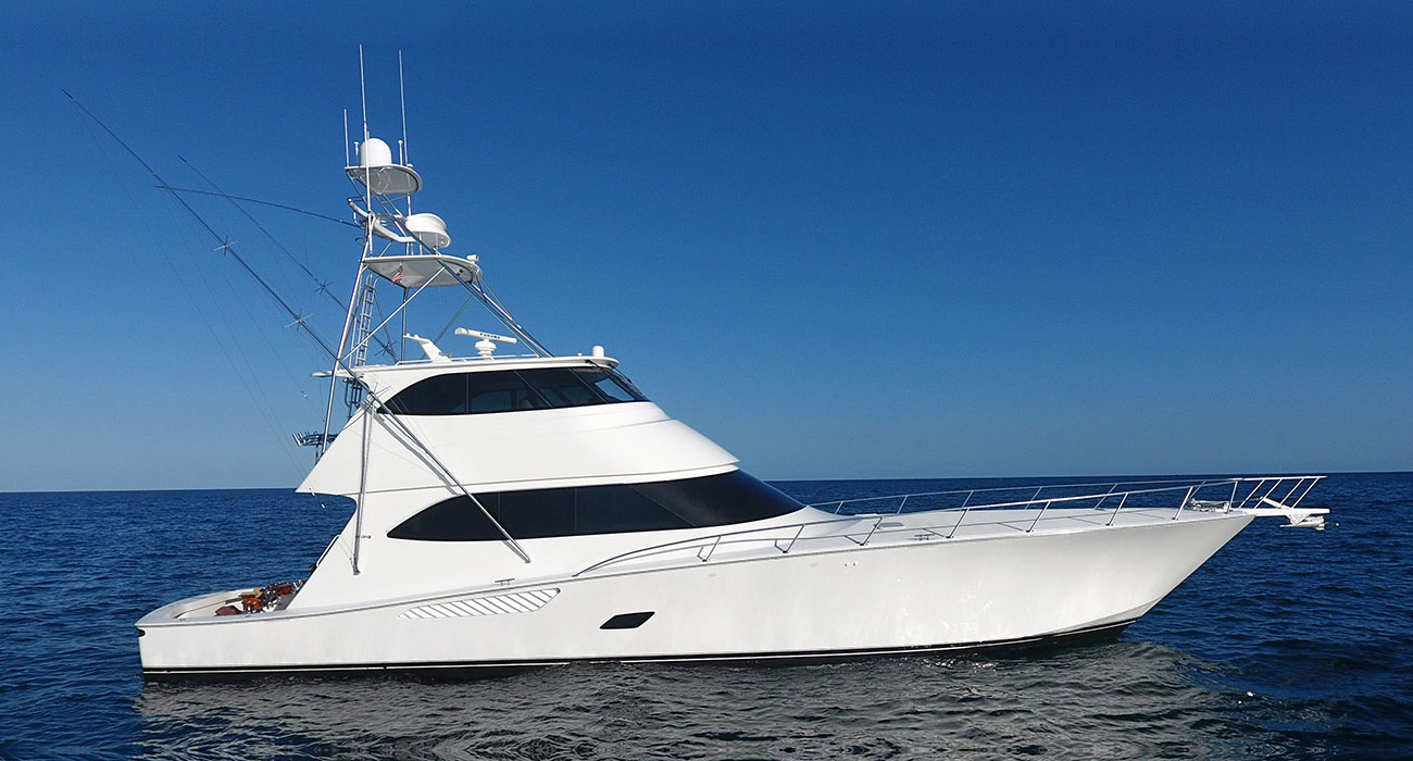 Sport fishing yachts for sale gilman yachts for Sport fishing boats